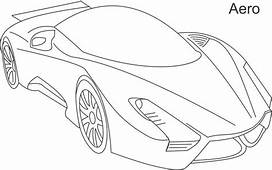 51 Coloring Pages Of Cool Cars