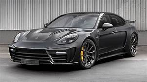 This Tuned Panamera Is Called A Stingray GTR  Top Gear