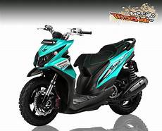 Modifikasi Beat 2019 by Modifikasi Motor Beat 2019 Warna Hitam Mobiliobaru