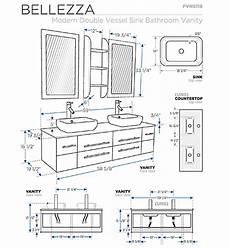 Dimensions Of Bathroom Vanity by Bathroom Vanities Buy Bathroom Vanity Furniture