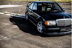 This Mercedes 190e Is Proof For The Evolution Of