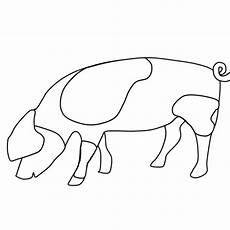 Lustige Schweine Ausmalbilder Schweine Zum Ausmalen Vorlagen Zum Ausmalen Gratis