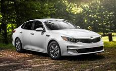 Kia Optima Review Car And Driver