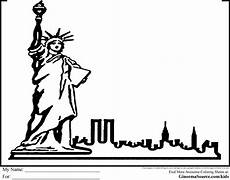 Malvorlagen New York Pdf New York City Skyline Simple Drawing Sketch Coloring Page