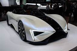 This Techrules Ren Supercar From China Has 1287 HP