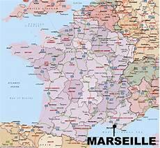 Marseille Map Recana Masana