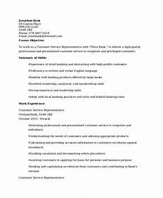banking resume sles 46 free word pdf documents download free premium templates