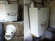 Chaudi 232 Re Condensation Gaz Geminox Bosch 224 Rennes 35