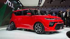 the 2020 kia soul and soul ev make their world debut at