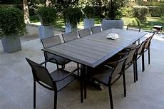 table exterieur meuble jardin pas cher maisonjoffrois