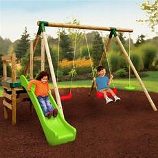 tike swing and slide tikes hamburg swing and slide set garden