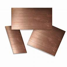 copper sheet 18g 0 048 quot college engineering supply