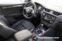 So We Got A 2017 Skoda Octavia  Drive Arabia
