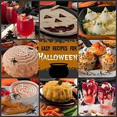 fun fall recipes 141 easy recipes for halloween mrfood com