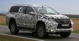 2017 Mitsubishi Montero Redesign Interior Specs Release