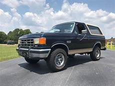 how cars run 1988 ford bronco transmission control 1988 ford bronco u100 for sale
