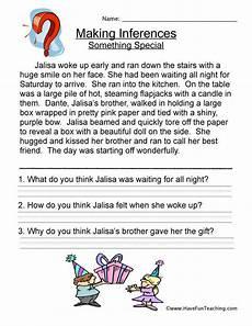 inferences worksheet 1 homeschooldressage com