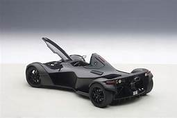 AUTOart Highly Detailed Die Cast Model BAC Mono Metallic