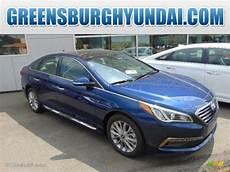 2015 Hyundai Sonata Blue by 2015 Lakeside Blue Hyundai Sonata Limited 94950803
