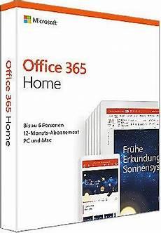microsoft office 365 home 1 jahr pkc pc mac