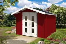 gartenhaus 44 mm wandstärke gartenhaus 44 modern a z gartenhaus gmbh