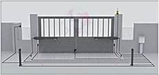 prix pose motorisation portail battant kit motorisation portail battant 18 12v 3m par vantail p