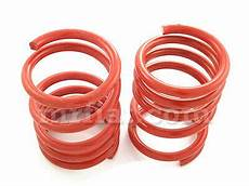 fiat 500 abarth rear coil springs set 19cm new ebay