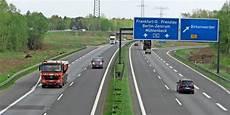 Baustart Auf Der Autobahn A10