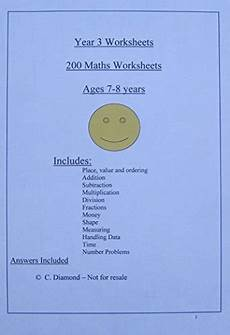200 year 3 maths worksheets ks2 pdf file to print out by worksheets online at the
