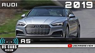 2019 AUDI A5 Review  YouTube