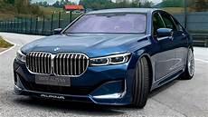 2020 bmw alpina b7 luxury sedan 4k
