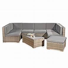 polyrattan lounge grau rattanm 246 bel gartenset grau aus polyrattan lounge