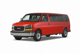 2020 GMC Savana Passenger Van Exterior Photos  CarBuzz