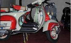 1968 vespa 150 sprint scooter wheels auction shows