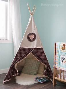 build tepee yourself great pictures and easy diy