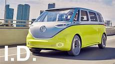 New 2018 Volkswagen I D Buzz Interior Exterior And