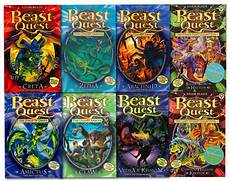 Beast Quest Malvorlagen Novel Beast Quest Special Series Collection 12 Titles In 8 Books