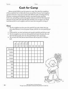 13 best images of free problem solving worksheets for adults problem solving worksheets