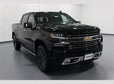 New 2019 Chevrolet Silverado 1500 High Country 4D Crew Cab