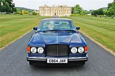 Bentley Turbo R Retro Road Test Motoring Research