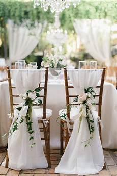 decoration maison pour mariage on vous pr 233 sente la housse de chaise mariage en 53 photos