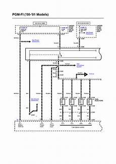 1989 acura integra ac wiring repair guides