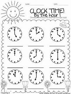 time worksheets on the hour 3122 freebies 2 math addition number stories and telling time and 2 language syllables and