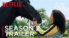 Free Rein Season 2 Official Trailer Hd Netflix