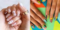12 cool summer nail art designs easy summer manicure ideas
