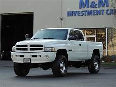 Dodge Ram 2500 4x4 Diesel Lifted 6 Speed  Mitula Cars