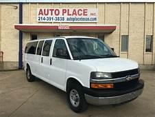 Chevrolet Express Passenger 3500 Cars For Sale