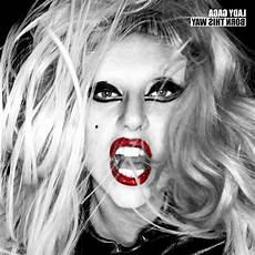 born this way what the born this way cover actually looks like gaga