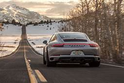 Vanquishing Mountains In The New 2017 Porsche 911 Carrera