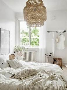 Couleur De Chambre Blanc Bois Nature Cosy Deco Chambre